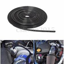 4mm Silicone Vacuum Tube Hose Silicon Tubing High Temperature 16.4ft 5M BLACK
