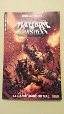Comics MARVEL BEST SELLERS wolverine punisher n°1