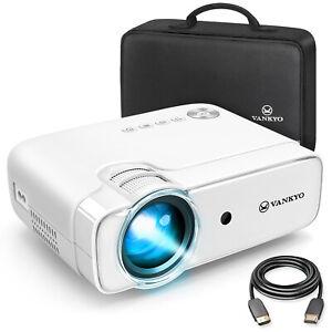 VANKYO Leisure 430 Mini Beamer 1080P unterstützt HD USB iOS / Android Projektor