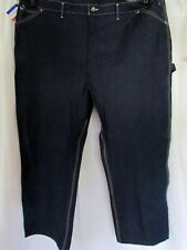 Vtg Usa Big Smith workwear outdoors construction painter 50x30 men's jeans pants