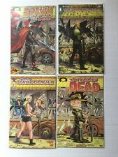 The Walking Dead Cover Lot UNREAD Walking Dead #1 Cover Homage