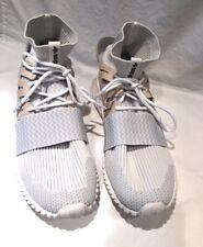 Adidas White Sock Sneaker Trainer Mens USA 11