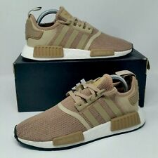 *NEW* Adidas Originals NMD R1 (Men's Size 7) Sneaker Shoes Brown Ultra Boost