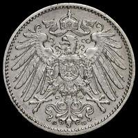 Germany 1903 Wilhelm II Silver 1 Mark