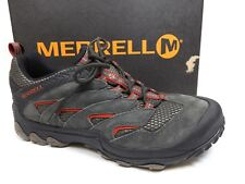 Merrell Men's Chameleon 7 Limit Waterproof Hiking Boot, Beluga, SZ 12.0 M D9049