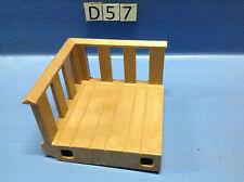 (D57) Playmobil pièce escalier château  3268