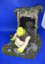 Dreamworks Mcfarlane Figure Playset Shrek : The Outhouse
