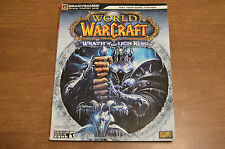 Wrath of the Lich King by Blizzard Entertainment Staff and BradyGames Staff...