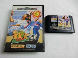 Super Kick Off für Sega Mega Drive - PAL - in OVP