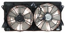 Dual Radiator and Condenser Fan Assembly APDI 6034153