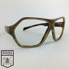 PRADA eyeglasses GREEN HORN EFFECT SQUARE glasses frame MOD: SPR19A C4 2AM-3L1