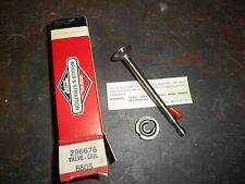 NOS Briggs and Stratton OEM Exhaust Valve 296676