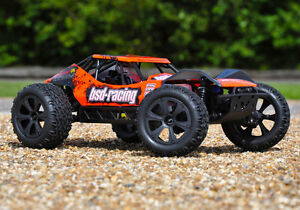 BSD Racing Prime Desert Assault RC 1/10 Scale 4WD RC Buggy - Inc Battery and Chg