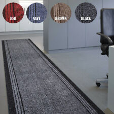 Water Repellent Anti Slip Runner Rugs For Hall or Office - 66cm Wide Any Length