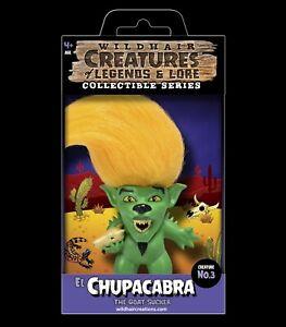 Wild Hair Creatures of Legends & Lore El Chupacabra Toy Figure