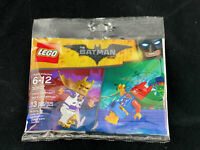 LEGO 30607 The Batman Movie Disco Batman Tears of Batman 6+ New Sealed!