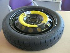 """VW GOLF AUDI A3 16"""" SPARE WHEEL SPACE SAVER 125 70 16 2012-2017 REFOFFERVG"""