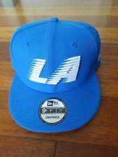 New Era NBA 9Fifty LA CLIPPERS Blue Snapback Cap Hat NWT