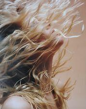 Bruno Bisang Kunstdruck Photo Poster Art Print 44x54cm Womans Hair Portrait Girl