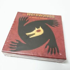 Werewolves Board Game Full English Version Home Party Family Playing Cards Game
