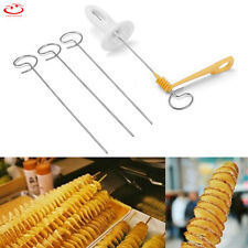 Potato Twister Tornado Slicer Spiral Cutter Spiral Chips Kitchen Cooking Tools