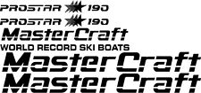 MasterCraft Prostar 190 Full set #2