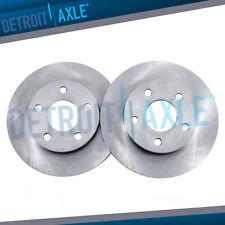 Front Disc Brake Rotors Pair for Buick Lucerne Cadillac DTS Chevy Impala 12.72″