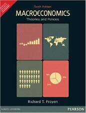 Macroeconomics: Theories and Policies (EDN 10) by Richard T. Froyen
