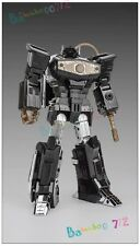 Transformers TOY Cloud9 C9 W01-B Black Quakeblast G1 MP Shockwave New instock