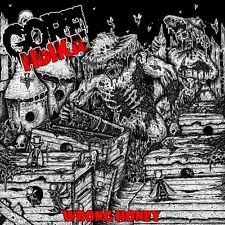 GoreMyka (Goreмыка) - Wrong Honey (CD, 2015) Ukrainian Death Metal/Grindcore