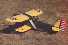 1/7 Scale Berliner-Joyce P-16 Biplane Plans, Templates and Instructions 55ws