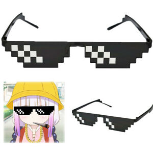 Newest Glasses Thug Life 8 Bit Pixel Deal With Superior Sunglasses Hot Sell