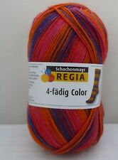 Regia Shade 4868 ~ 4 Ply Mulitcoloured Sock yarn x 100g