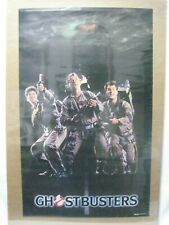 GHOSTBUSTERS MOVIE GROUP VINTAGE POSTER GARAGE 1984 CNG1143