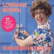 Lorraine Bowen - Suburban Exotica (NEW CD)