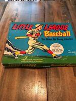 *SCarCE* Vintage Board Game ~ Fairchild Co. ~ All Fair ~ Little League Baseball