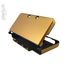 Alu Hardcase Schutzhülle Cover Bumper NEU&OVP [GOLD] f Nintendo New 3DS