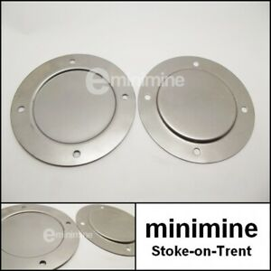 Classic Mini Fresh Air Vent Blanking Plate PAIR INC. FREE POSTAGE!