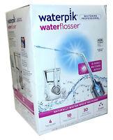 Waterpik WF-05 Whitening Professional Water Flosser Oral Irrigator  White WF 05