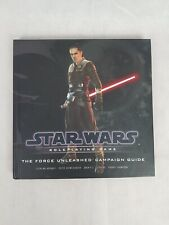 Star Wars Roleplaying Game The Force Unleashed Campaign Guide
