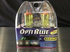 2pcs H4 Halogen Yellow Head Light Bulbs 12V 55W