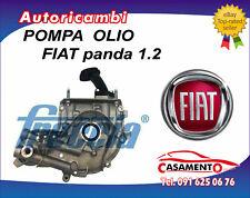 POMPA OLIO MOTORE FIAT PANDA 1.2 44KW (188A4000) DAL 2003 IN POI