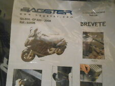 Bagster Tablier scooter GILERA GP 800 rèf 5949B