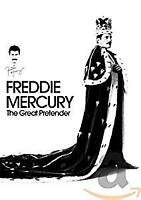 Freddie Mercury - The Great Pretender (NEW DVD)