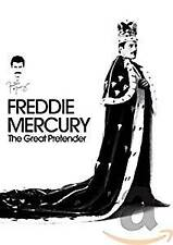 Freddie Mercury - The Great Pretender (NEW DVD)