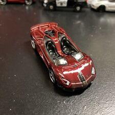 Hot Wheels Lamborghini Aventador J Multipack Exclusive (Dark Red 2021)