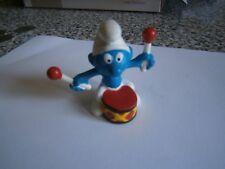 Smurfs - Drummer Smurf (Schleich)