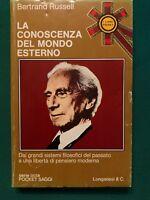 Bertrand Russell - La conoscenza del mondo esterno - 1975, Longanesi