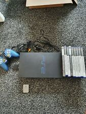 Sony PlayStation 2 Charcoal Black Console