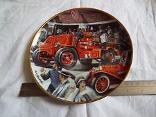 FRANKLIN MINT MACK BULLDOG FIRE ENGINE (220)